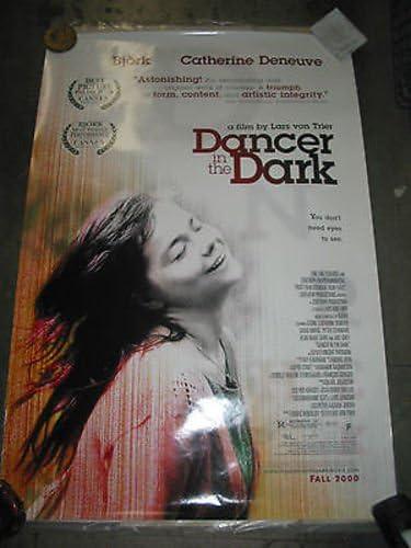 Dancer In The Dark Orig U S One Sheet Movie Poster Lars Von Trier Bjork At Amazon S Entertainment Collectibles Store