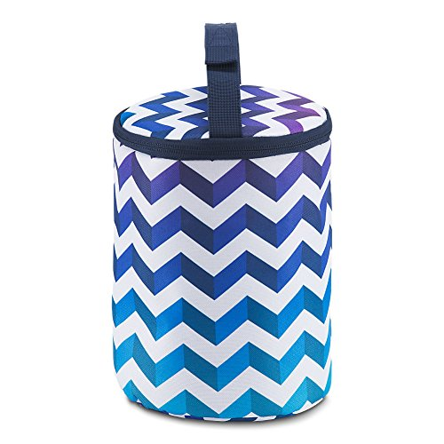 Jansport Outdoor Collection - JanSport Collapsible Lunch Cooler - Shadow Chevron - Insulated
