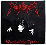 Emperor Wrath Flag Fabric Poster 48 x 48in
