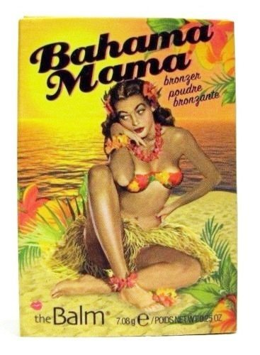 T heBalm Bahama Mama Bronzer For a Sun-Kissed Look 7.08 g.