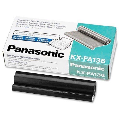 Digital Prod. FAX FILM PANASONIC FP200-195 250 260 270 KXFA136 ( KX-FA136A )