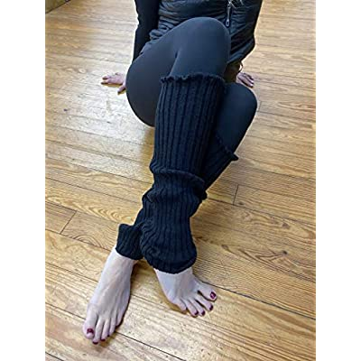 Foot Traffic - Cable Knit Legwarmers: Clothing