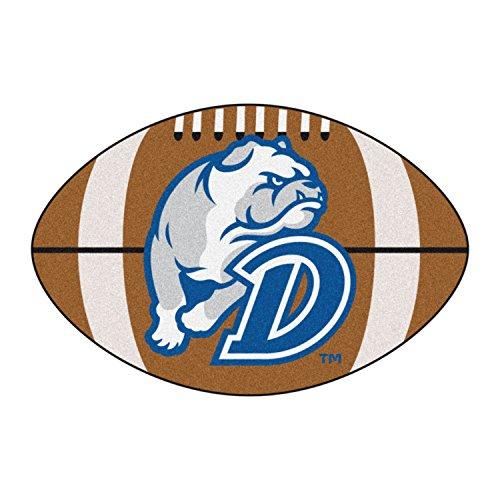 Fanmats Drake Football Rug 22