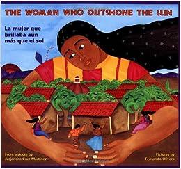 The Woman Who Outshone The Sun por A. Cruz Martinez epub