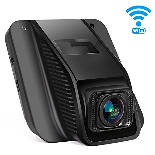 Dash Cam, VANTAKOOL Dashboard Camera Recorder with 2.45