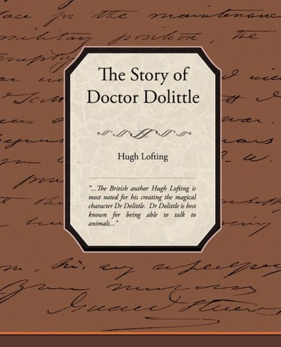 Download The Story of Doctor Dolittle pdf