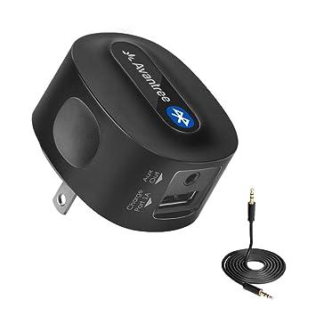 Bluetooth Avantree LatencySans Aptx Récepteur Low Recharge mN8n0vw