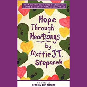 Hope Through Heartsongs Audiobook