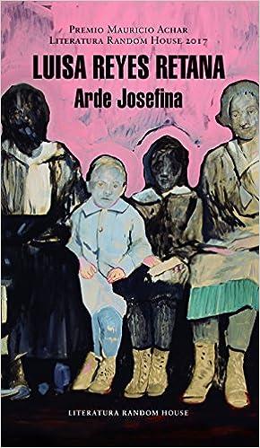 El Pendulo, Arde Josefina: Reyes Retana, Luisa