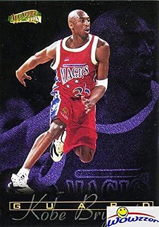 cd1f5c78e9e Kobe Bryant 1996 Scoreboard #185 ROOKIE Card in Mint Condition! Los Angeles  Lakers Future