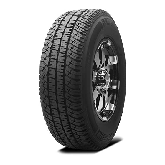 Michelin LTX A/T2 All-Terrain Radial Tire-275/55R20 113T