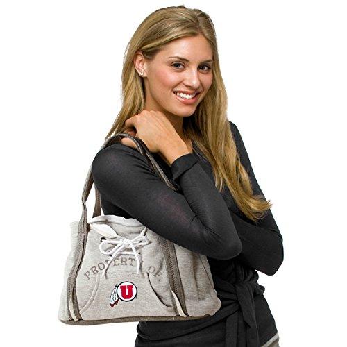 NCAA Sweatshirt mit Kapuze Tasche Utah Utes pEYKt