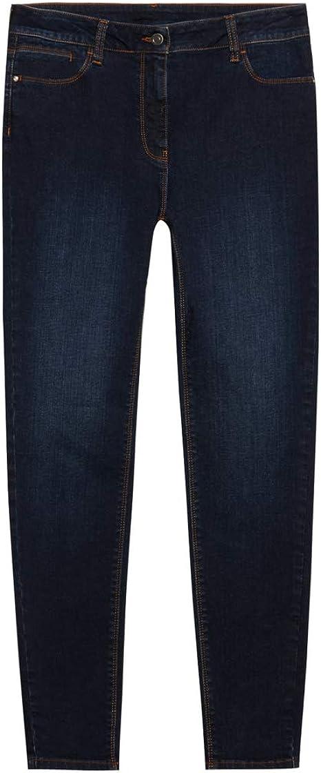 Italian Size Oltre Jeans Skinny Light Blue