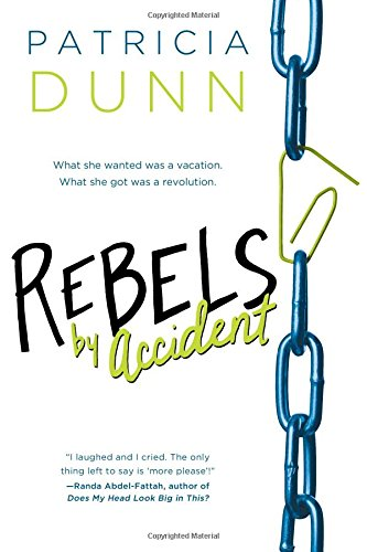 book cover: Rebels by Accident