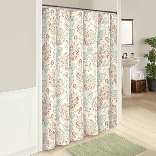 MARBLE HILL Shower Curtains for Bathroom - Carlisle 72