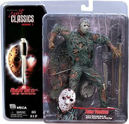Image result for friday the 13th neca cult classic figure