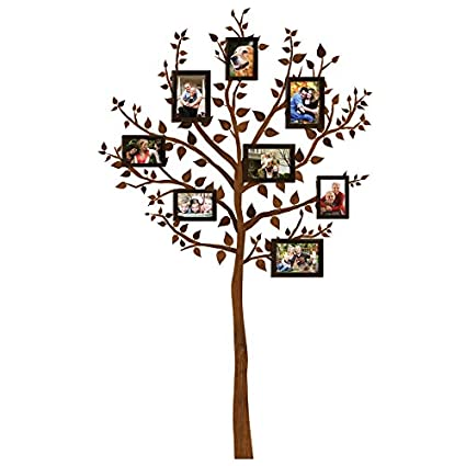 Amazon.com - Picture Frame Collage - Family Tree -