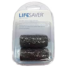 Lifesaver Bottle Activated Carbon Portable Water Filter - Transparent by LIFESAVER