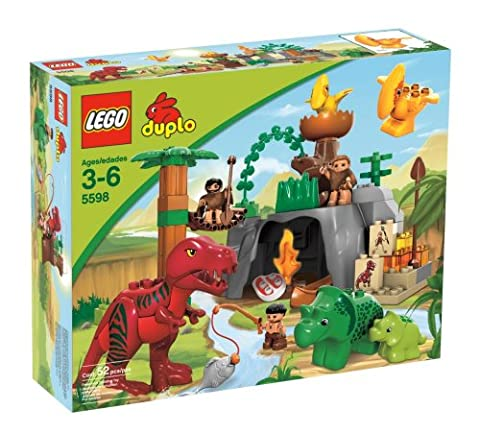 LEGO Dino Valley - Jaw Snapping T-rex Dinosaur Toy