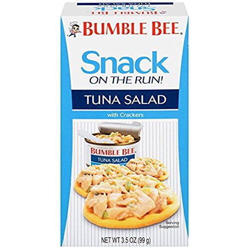 Bumble Bee Ready to Eat Salad Kit