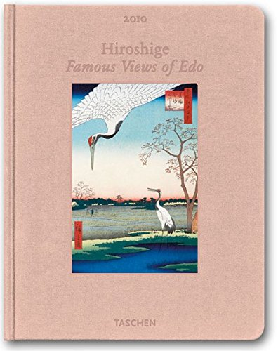 Hiroshige 2010: Small Deluxe Diary (Taschen Large Calendars)