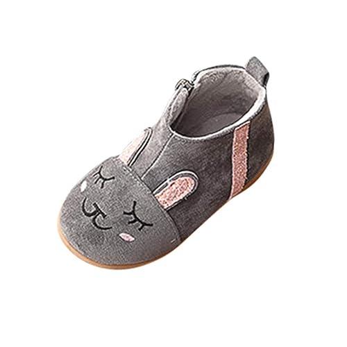 Mitlfuny Invierno Otoño Unisex Princesa Calzado Zapatos de Bebé ...