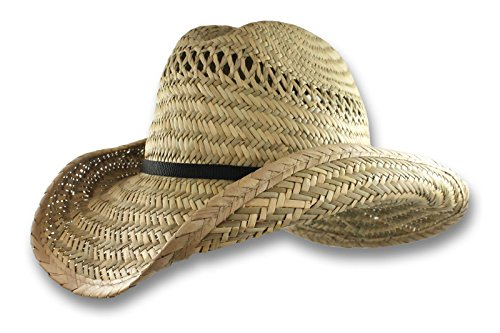 Distressed Cowboy Hat - 7