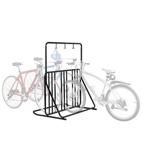RAD Cycle Products Instant Park Pro-Quality Six Bike Floor Stand by RAD Cycle Products
