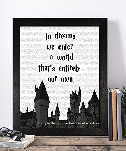 Ravenclaw Costume Uk (Presents Gifts For Kids Girls Boys Teens Children Birthday Christmas Xmas Harry Potter Lovers Fans In Dreams Quotes Prints Posters Wall Art Unique Special Gifts Idea)
