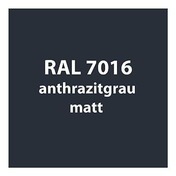 Tupflack 50 ml * viele verschiedene Farben * (RAL 7016 anthrazit-grau matt)