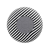 Best Liger USB Wall Chargers - Water Resistant Bluetooth 3.0 Shower Speaker, Handsfree Portable Review