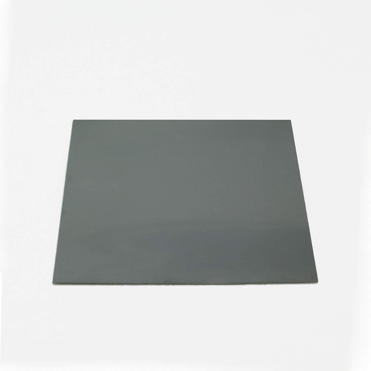 Pure Tungsten Sheet - 0.005'' x 6'' x 6'' by Midwest Tungsten Service