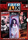 Rareflix Triple Feature V2: Molly & the Ghost/Run Like Hell/Killer Likes Candy