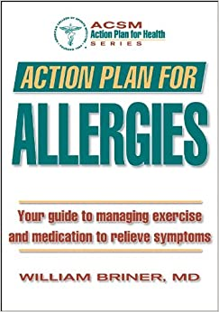 Book Action Plan for Allergies