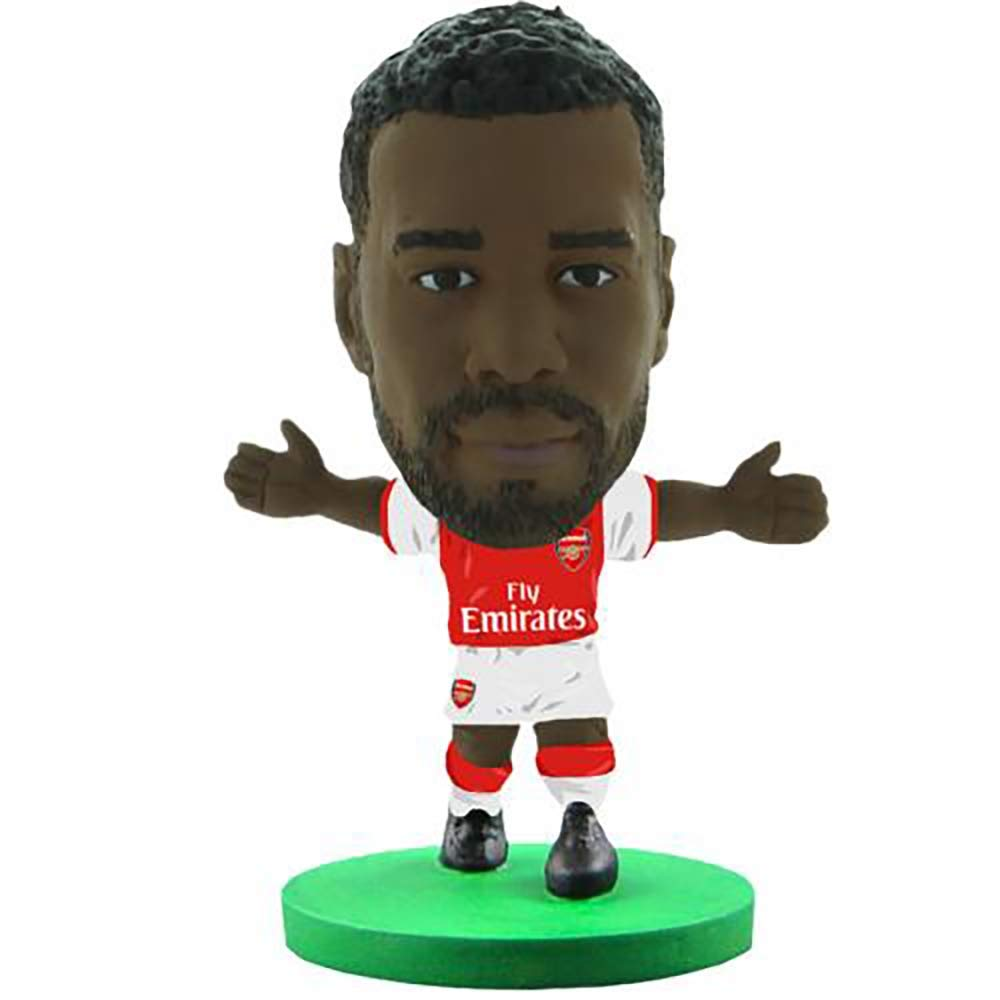Official Licensed Arsenal F.C - SoccerStarz Figure (LACAZETTE - 2019) Official Licensed Product