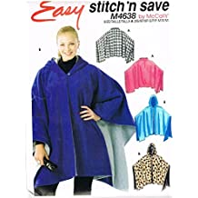 Easy Stitch 'n Save M4638 by McCall's