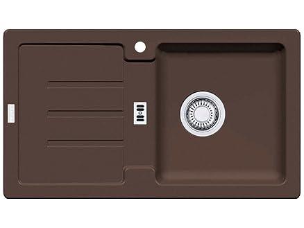 Franke Strata STG 614 - 78 Chocolate - Lavello da cucina ...