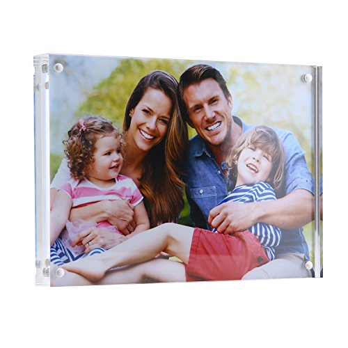 8 Frame Square Portrait and Landscape Design Collage Picture Frame - 6