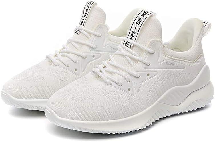 Monrinda Unisex Zapatillas de Deporte Mujer Zapatos para Correr ...