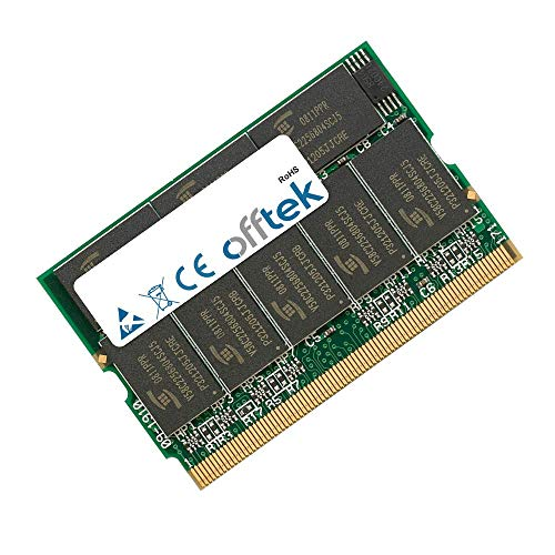 Pin MicroDimm - 2.5v - DDR - PC2700 (333Mhz) - OFFTEK ()