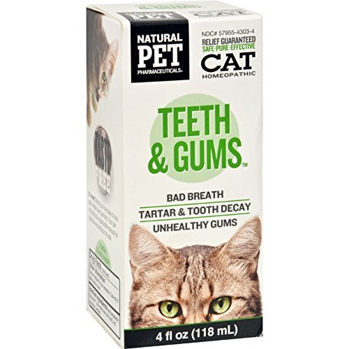 Cat Teeth & Gums 4oz (Pack of 3)