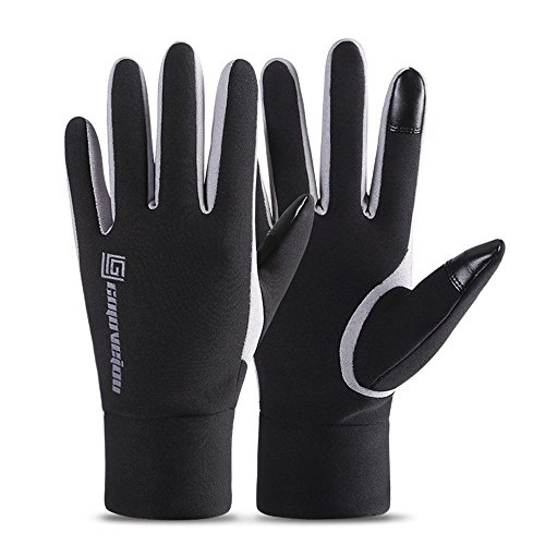 Walaka Gant Homme Hiver Chaud ImperméAble Coupe-Vent Neige Silde Ski Sports Tactiles Gants