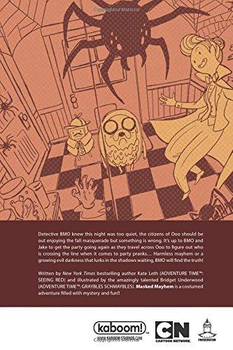 Adventure Time Original Graphic Novel Vol. 6: Masked Mayhem