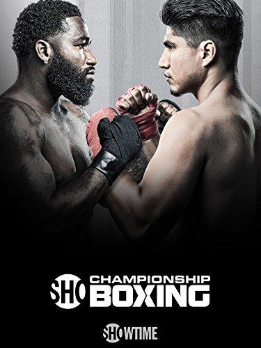 Showtime Championship Boxing: Broner vs. Garcia (R)