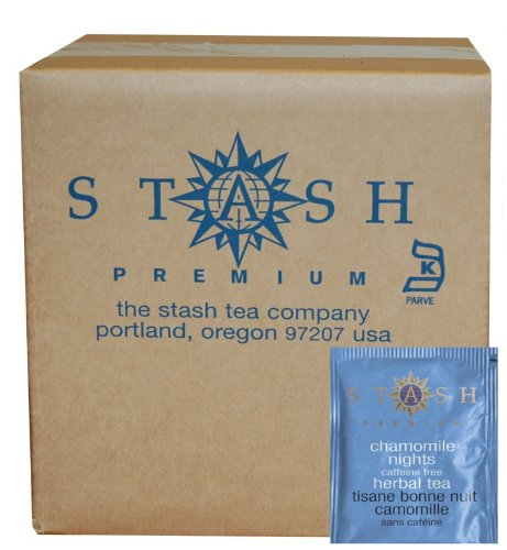 Stash Tea Chamomile Nights Herbal Tea