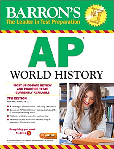 Amazon barrons ap world history 7th edition ebook john barrons ap world history 7th edition 7th edition kindle edition fandeluxe Choice Image