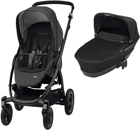 Maxi-Cosi - Sistema de viaje 2 en 1 con silla de paseo Stella y ...