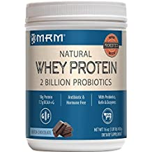 MRM All Natural Whey, Dutch Chocolate, 1.01 Pounds