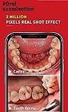 Apexel Wireless WiFi Oral Dental Endoscope, 8