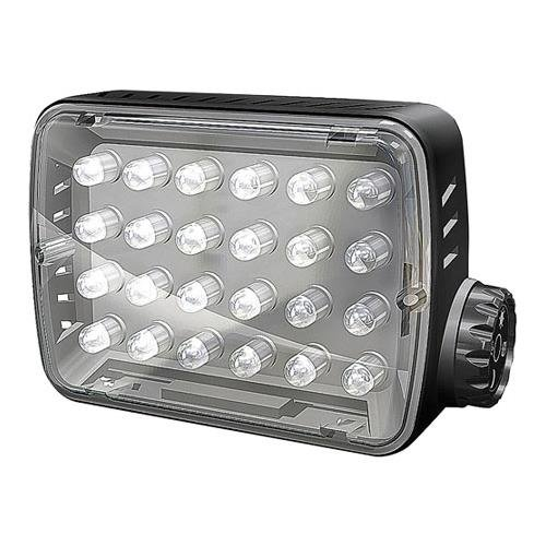 Manfrotto ML240 Mini 24 LED Panel for Video and Still Cameras - Manfrotto Hot Shoe